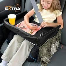 tablette de voyage pour siege auto tablette de voyage multi activités enfant pour siège auto concept
