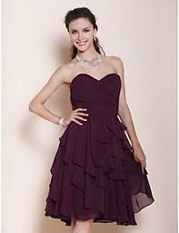 purple dresses for weddings knee length 119 usd bridesmaid dresses chiffon bridesmaid dresses
