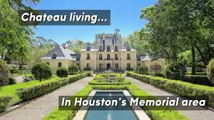 French Chateau Homes by French Chateau In Memorial Can Be Yours For Just Under 10 Million