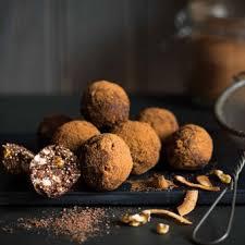 comment cuisiner le quinoa recettes la recette des truffes chocolat vegan food sucré
