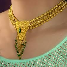 neck necklace gold images Necklaces gold navinya thushi waman hari pethe jpg