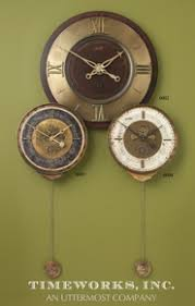 Uttermost Clocks Wall Clocks At My Personal Accent