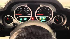 how to reset u0026 turn off change oil light in 2010 jeep wrangler