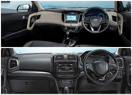 hyundai creta vs maruti vitara brezza which one is better find