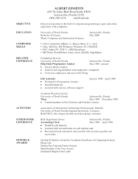 Sample Resume Templates by Resume Writing Template 8 Sample Resume Templates Reference