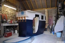 chambre bateau pirate lit pirate enfant avec la forme d un vrai bateau cabanologue