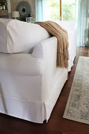 Sectional Sofa Slipcovers by How To Make A Sectional Slipcover Confessions Of A Serial Do It