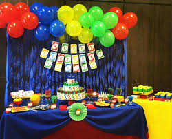 baby boy birthday themes uno theme decorations baby showers decoration
