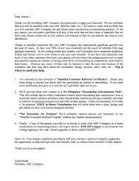 cover letter for referral letter of application letter of application referred by cover