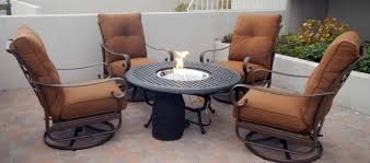48 Inch Fire Pit by Hanamint Berkshire 48 Inch Round Fire Pit Table New England