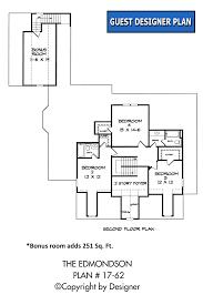 edmondson house plan house plans by garrell associates inc