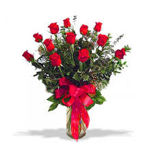 how much does a dozen roses cost stemmed dozen roses florist flowers in