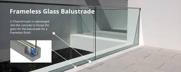 Glass Banisters Glass Balustrades And Stainless Steel Handrails In Bristol