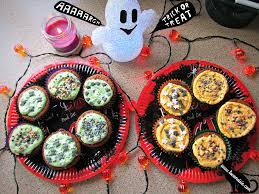 vegan halloween cupcakes bake with me love maisie