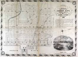 Historic Map Works Historical Hudson County New Jersey Maps