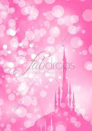 pink backdrop vinyl pink princess castle backdrop