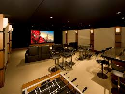 Media Room Tv Vs Projector - 20 must see media room designs hgtv