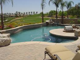 Pool Landscape Design by Rembrandt Pools U0026 Spas Custom Pools Landscapes Pools