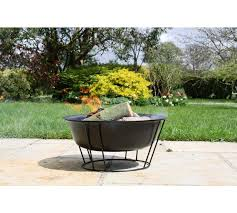Firepits Co Uk Buy La Hacienda Steel Pit At Argos Co Uk Visit Argos Co Uk