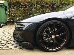 Bmw I8 Blacked Out - blacked out ac schnitzer bmw i8 shows what a futuristic kitt