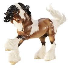 breyer horse eggnog rocking horse ornament 700619