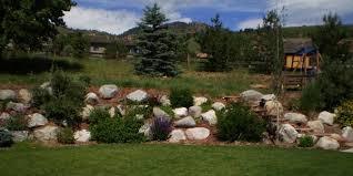 Backyard Plus Rock Stone And Boulder Photos
