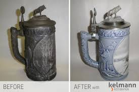 past jobs gallery kelmann restoration milwaukee wold mug before and after 2
