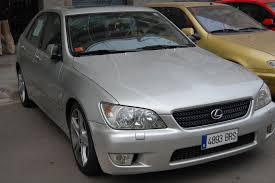 lexus zaragoza ocasion lexus is is 300 sportcross luxury gasolina 214 cv automático