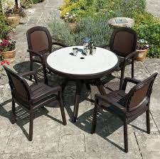 awesome plastic patio furniture sets item designed for your condo