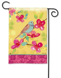 Breeze Art Garden Flags - spring garden flags and mailbox covers with flowers