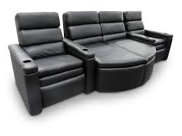 Cinema Recliner Sofa Fortress Seating