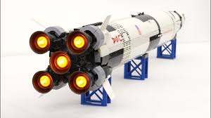 lego subaru brz 19 foot lego rocket the awesomer