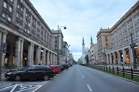 Marszałkowska Street, Warsaw