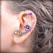 ear cuff jewelry make fashionable ear cuff jewelry rings and things