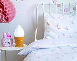 Pink Toddler Bedding Toddler Bedding Etsy
