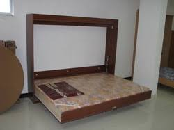 Wall Folding Bed Wall Bed Murphy Beds Sai Decors Bengaluru Id 4044547797