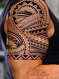 polynesian tattoos specializing in polynesian style tattoo