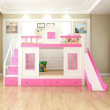 Bunk Bed With Slide And Tent Bunk Beds With Slide Larger Image Bunk Beds With Slide And Tent