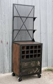 Distressed Wood Bar Cabinet Stunning Chest That Would Make A Feature In Any Home Distressed