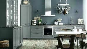 deco pour cuisine grise couleur de mur pour cuisine moderne deco cuisine peinture