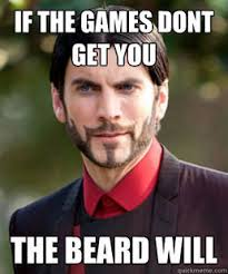 Memes About Beards - untitled image 2946789 by winterkiss on favim com