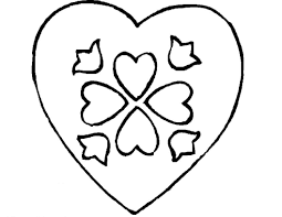 11 valentine heart template images free printable valentine