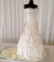 bridal shower cakes 30 gorgeous wedding dress cakes bridal