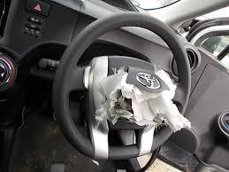 Toyota Aqua Toyota Aqua 2013 Daa Nhp10 Steering Wheel 4510047120c0 Used