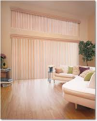 picture blinds for a large window and patterns vertical blinds