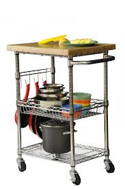 36 high folding kitchen island sports carts locking rolling cart