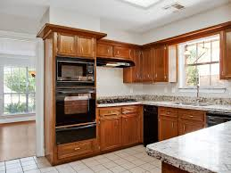 Kitchen Design Black Appliances Kitchen Appliance Kitchen Counter Lighting Options Dark Wood