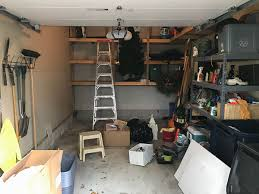Loft In Garage Garage Makeover Ideas Garage Living
