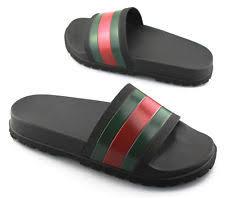 Men S Nike Comfort Slide 2 Gucci Men U0027s Slide Sandals Ebay