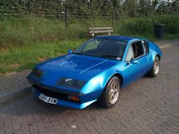 renault alpine gta daily turismo peak of exclusivity 1980 renault alpine a310
